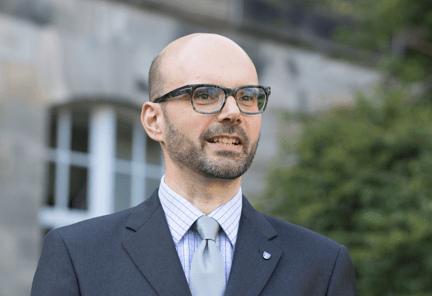 Professor Peter McEleavy, University of Dundee.