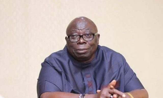 Why are Nigerians  afraid of a break-up? — Senator Ekpenyong