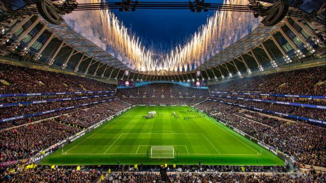 Tottenham, Daniel Levy, Stadium