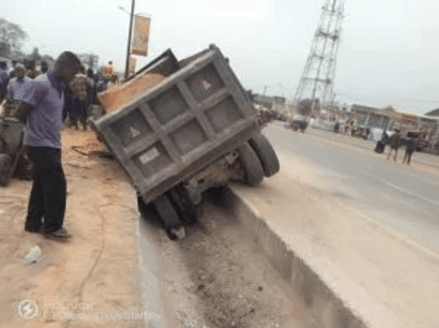 Truck kills pedestrian in Onitsha