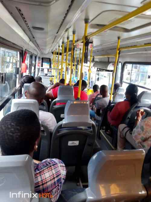 COVID-19: No standing in public mass transit anymore — Works commissioner