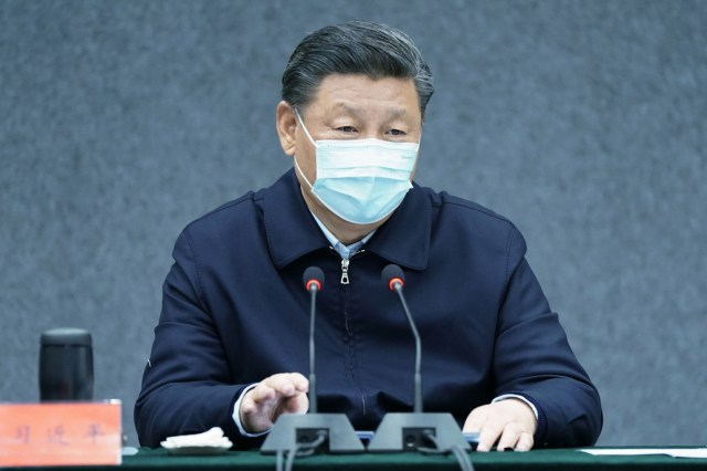 China supports WHO-led review of global pandemic response
