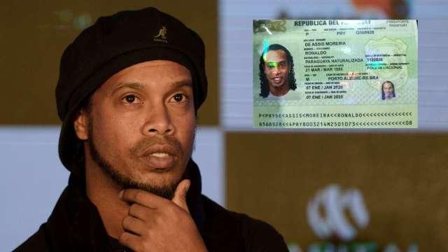 Ronaldinho court date set over alleged Paraguay fake passport entry