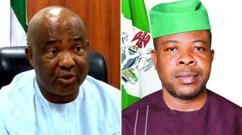 Uzodinma rejects Ihedioha's N800 million renovation of govt House