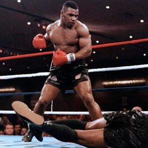 Mike Tyson, Anthony Joshua, Muhammad Ali