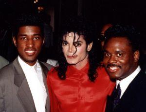Babyface, Michael Jackson, Halle Berry