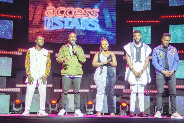 Access The Stars