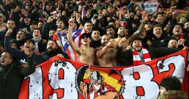 Atletico Madrid, Liverpool