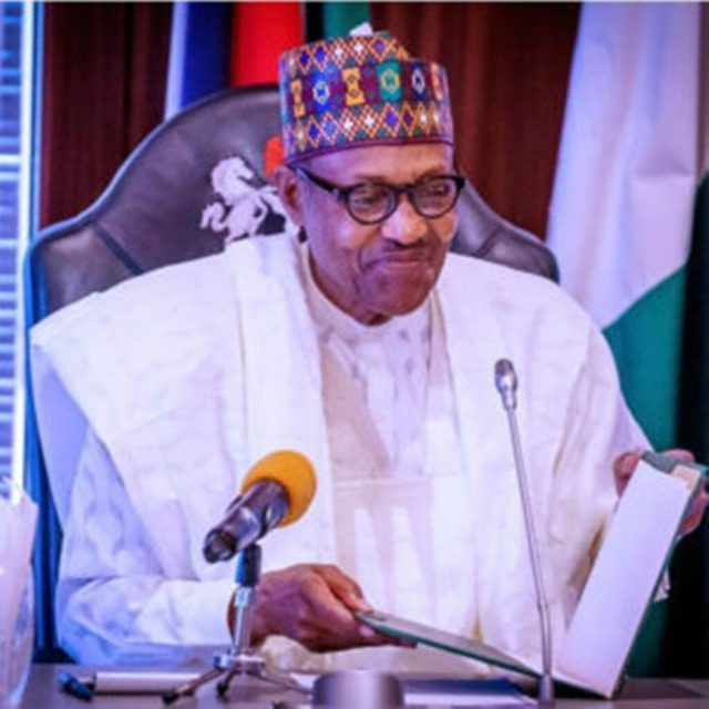 Eid-el-Fitr: Keep your spirits up in spite of COVID-19, Buhari tells Muslims