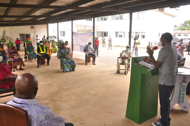 Edo govt shuts markets from Wednesday for fumigation
