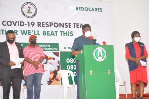 COVID-19: Edo discharges 17 more patients, records 17th death, clears 1,311 suspected cases