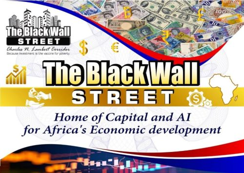 Black Wall Street teaches Africans how to restore its economic glory on the 'Economic War Show'