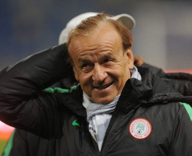 Gernot Rohr, Sam Sodje, Contract
