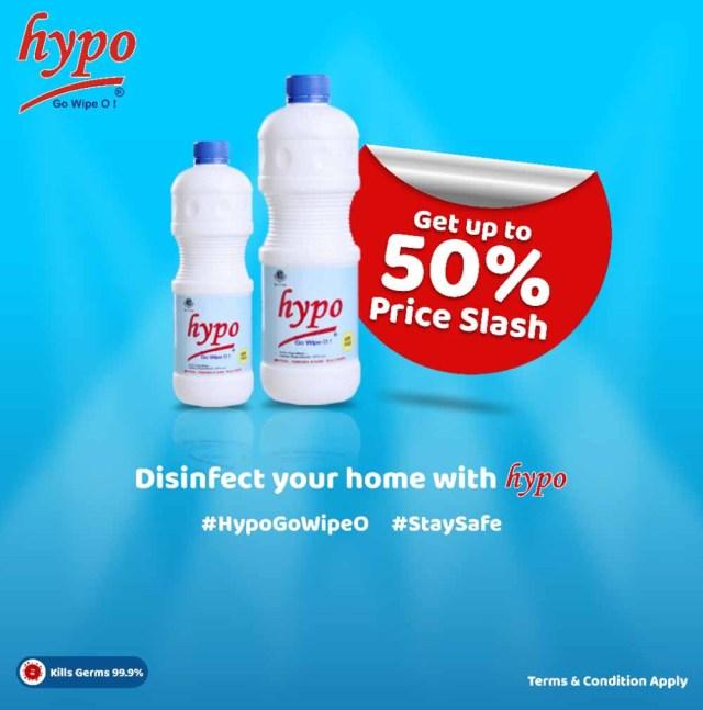 Hypo Bleach