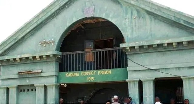 Four inmates die at Kaduna Prison due to fake news on COVID-19 ― Official