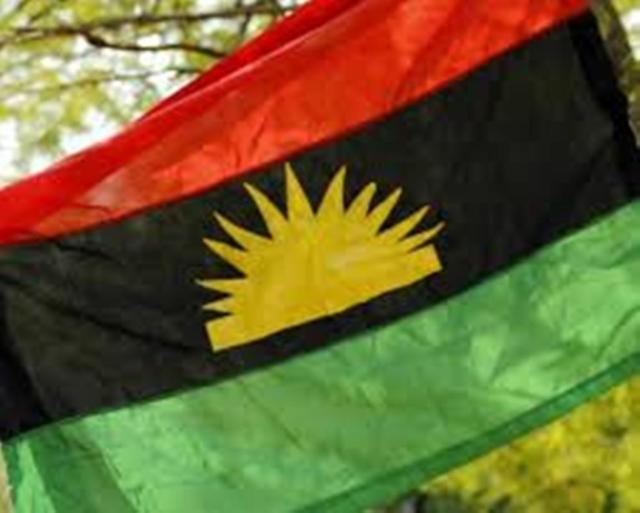 Igbo'll resist any attempt to arrest Abaribe over Kanu's bail— MASSOB
