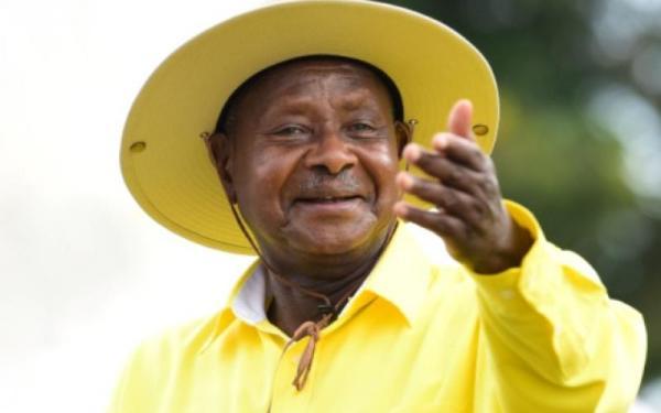 Biafra, Museveni