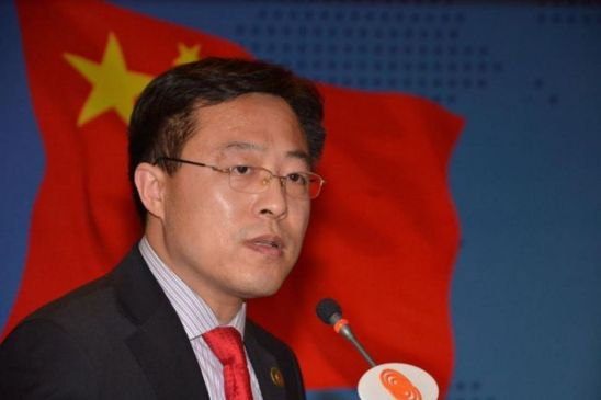 China accuses US of selfishness, blackmail over cutting ties with WHO