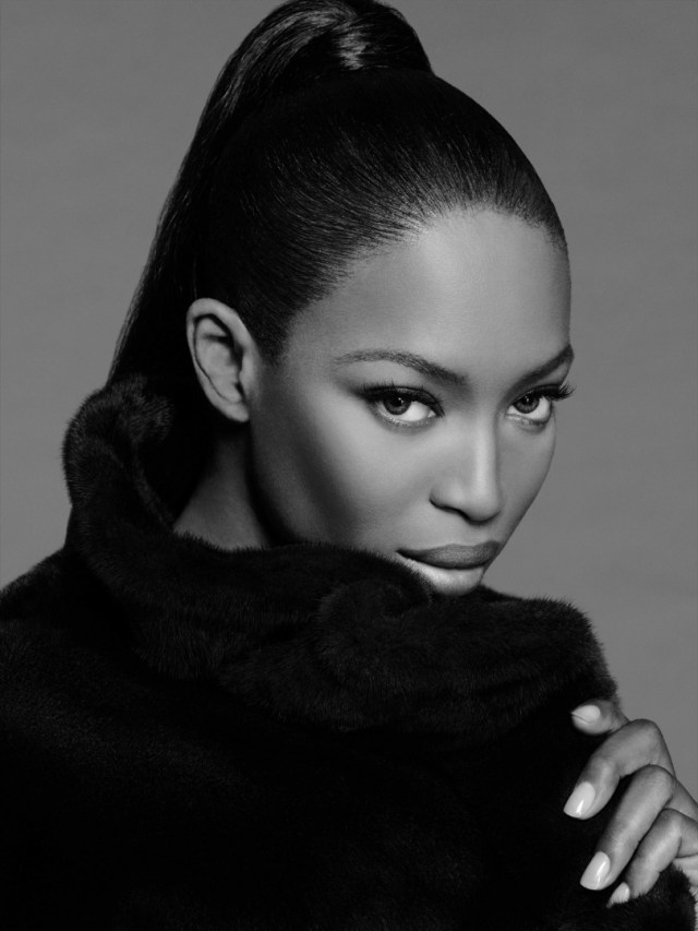 Naomi Campbell joins WHO Africa's 'Safe hands challenge'