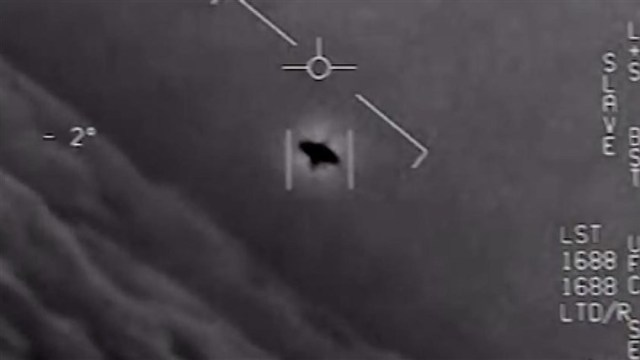 US Navy, UFO