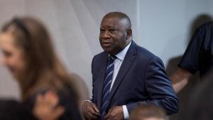 ICC allows ex-Ivorian president Laurent Gbagbo to leave Belgium