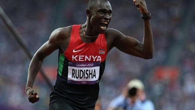 Kenya's star athlete Rudisha undergoes ankle surgery