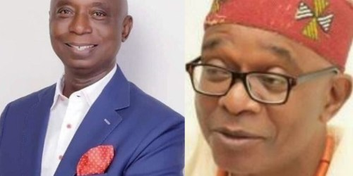 IDUMUJE-UGBOKO FACE OFF: A voice from abroad