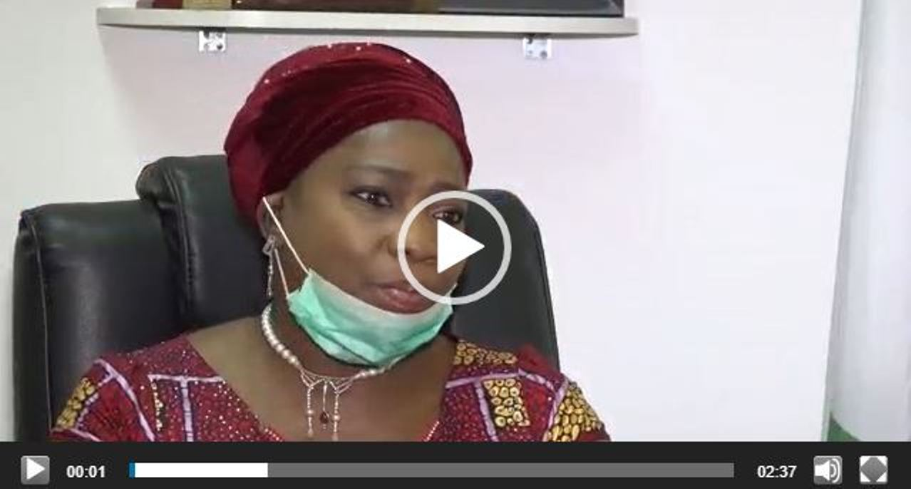 VIDEO: Abike Dabiri accuses Ali Pantami of chasing her staff out of NCC property