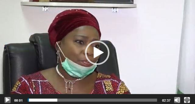 VIDEO: Abike Dabiri accuses Ali Pantami of driving her staff out of NCC property