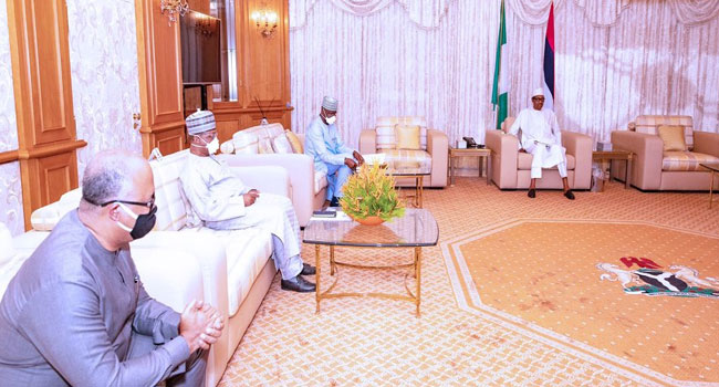 COVID-19 eased lockdown: FG to announce next lines of action Tuesday