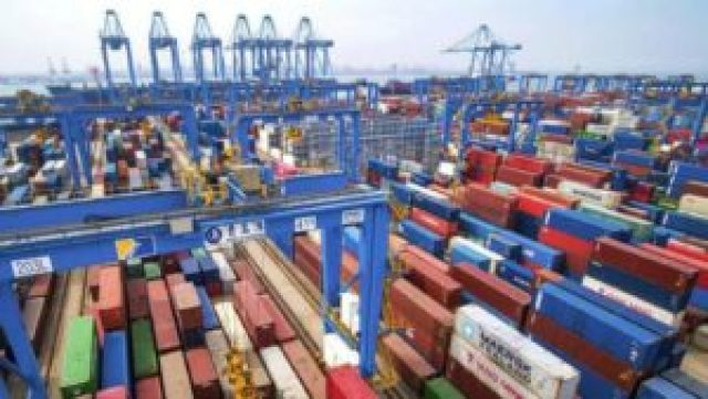 China exports see surprise 3.5% jump in April, imports fall