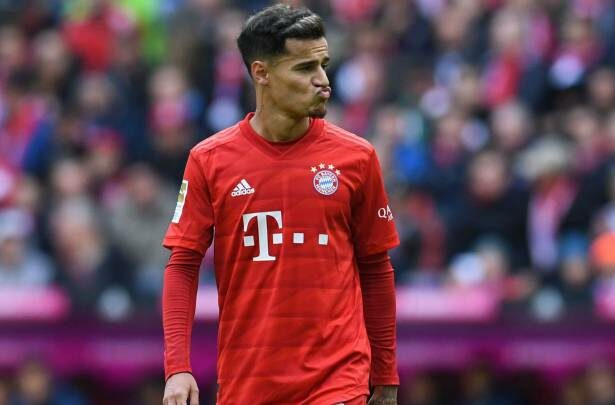 Bayern let Coutinho's purchase option expire, confirms Rummenigge