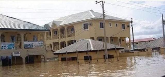 Flooding: Edo govt calls for caution as rainy season intensifies