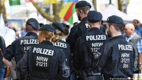 Central figure in child pornography ring arrested in Germany