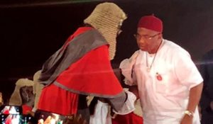 court swears in Hope Uzodinma