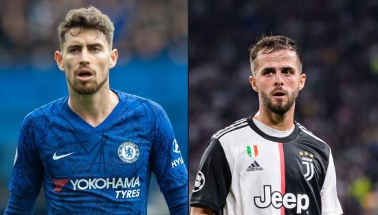 Juventus and Chelsea begin talks for Pjanic-Jorginho
