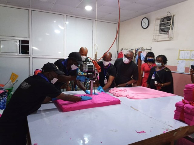COVID-19: SON undertakes quality assurance inspections in Abia, Rivers states