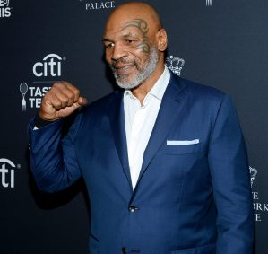 Mike Tyson inches closer to a shock return to the ring