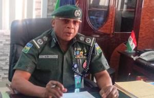 Ogun State Commissioner of Police, Kenneth Ebrimson