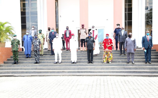 Insecurity: Okowa inaugurates committees on Community Policing
