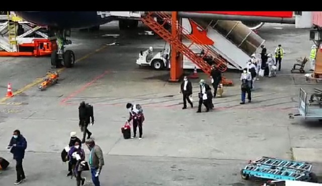 UK, Nigeria join forces on repatriation flights