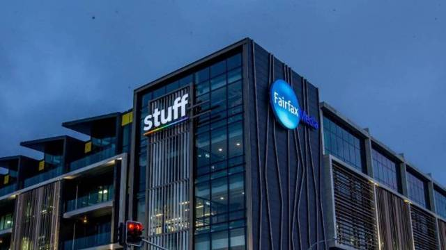 CEO buys ailing New Zealand media giant for one dollar