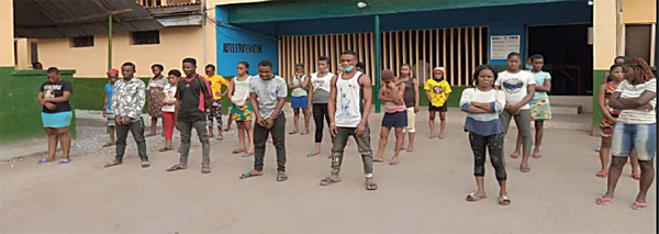 Girls trafficked from Akwa Ibom for prostitution in Lagos open up