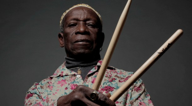 Legendary drummer and afrobeat co-founder Tony Allen dies