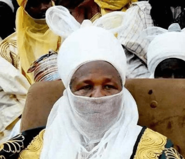 JUST IN: Emir of Rano is dead