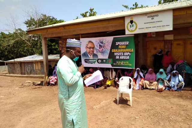 Speaker of the House of Representatives, Rep. Femi Gbajabiamila has reiterated the determination of the government to address various challenges facing Internally Displaced Persons (IDPs) in the country.