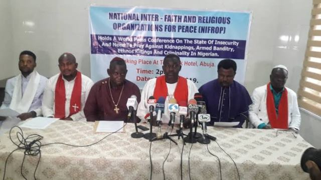 Inter- Faith group declares spiritual victory over COVID-19, Boko Haram