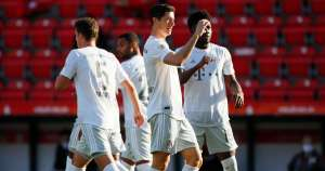 Union Berlin 0-2 Bayern : Lewandowski hits 40-goals mark as champions return