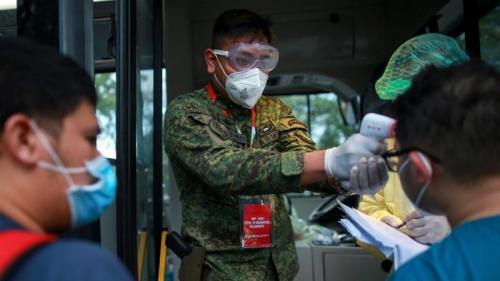 Philippine health minister under investigation over COVID-19 response