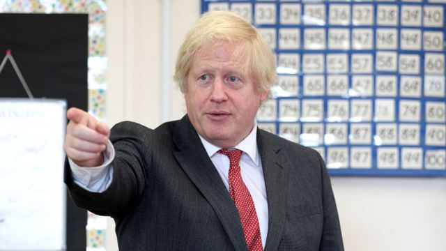 COVID-19: Boris set to announce cut in two-metre social distancing rule